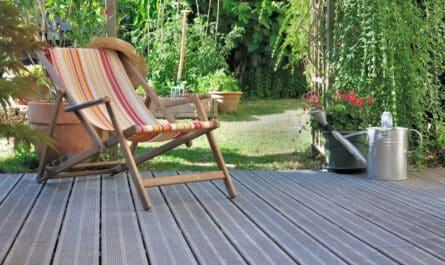 lame de terrasse en bois