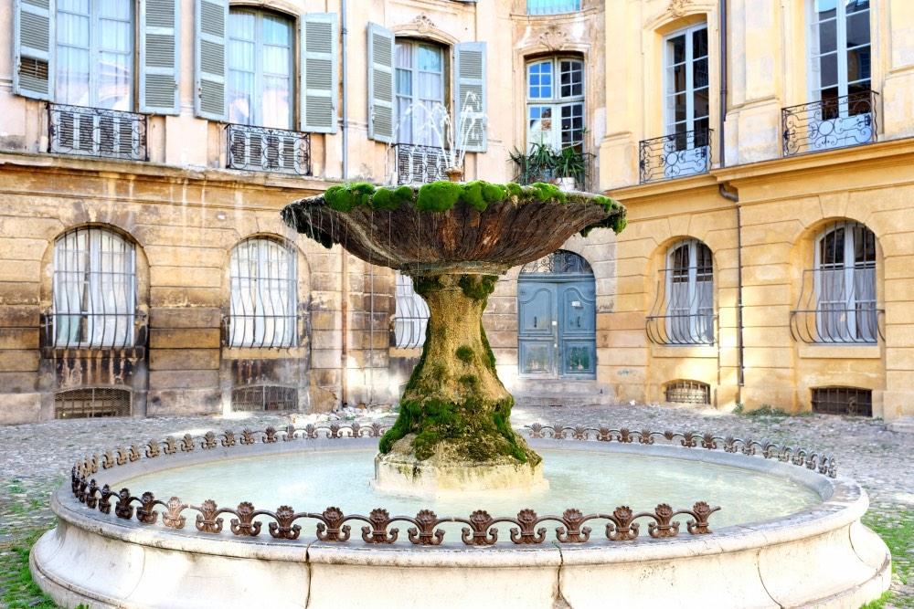 Courses à Aix en Provence