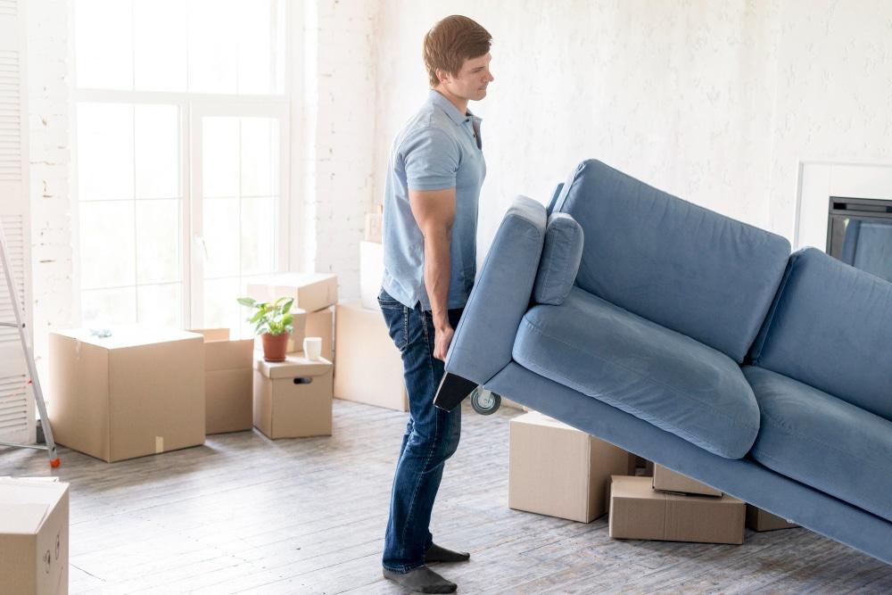 déménager seul