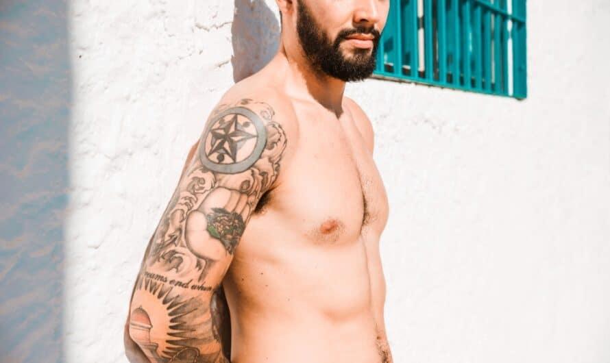 Tatouage éphémère pour hommes pour le bras : où trouver son bonheur ?