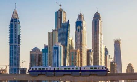 transports Dubaï