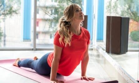 yoga mal de dos